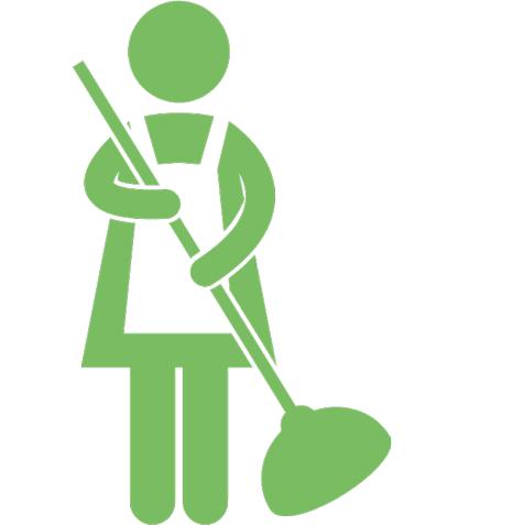 Usluge čišćenja i pranja apartmana