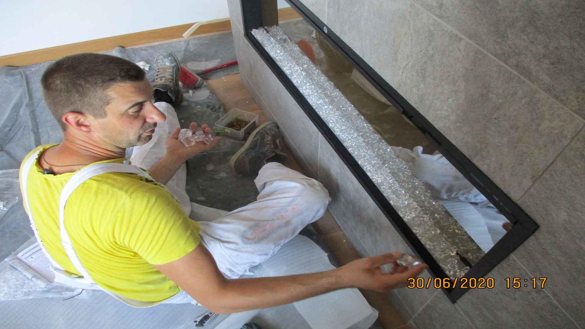 Postavljanje saune Zlatibor majstor akcija